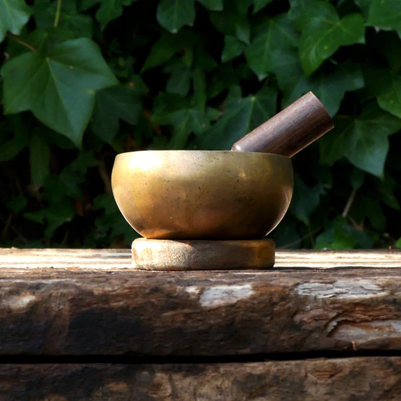 Cuenco Tibetano  250 gr Ø 10 de JAMBATI INDIA