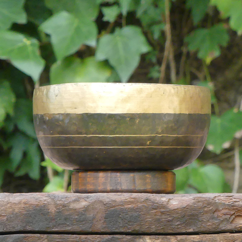 CUENCO TIBETANO ORISSA 17 Ø de cuencos tibetanos 7 metales Full Moon Jambati Nepal Jambati India ESPECIALES GRABADOS ORISSA