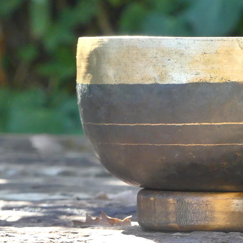 CUENCO TIBETANO ORISSA 18 Ø de cuencos tibetanos 7 metales Full Moon Jambati Nepal Jambati India ESPECIALES GRABADOS ORISSA