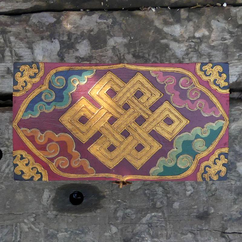 CAJA LOTUS de CAJAS NEPAL