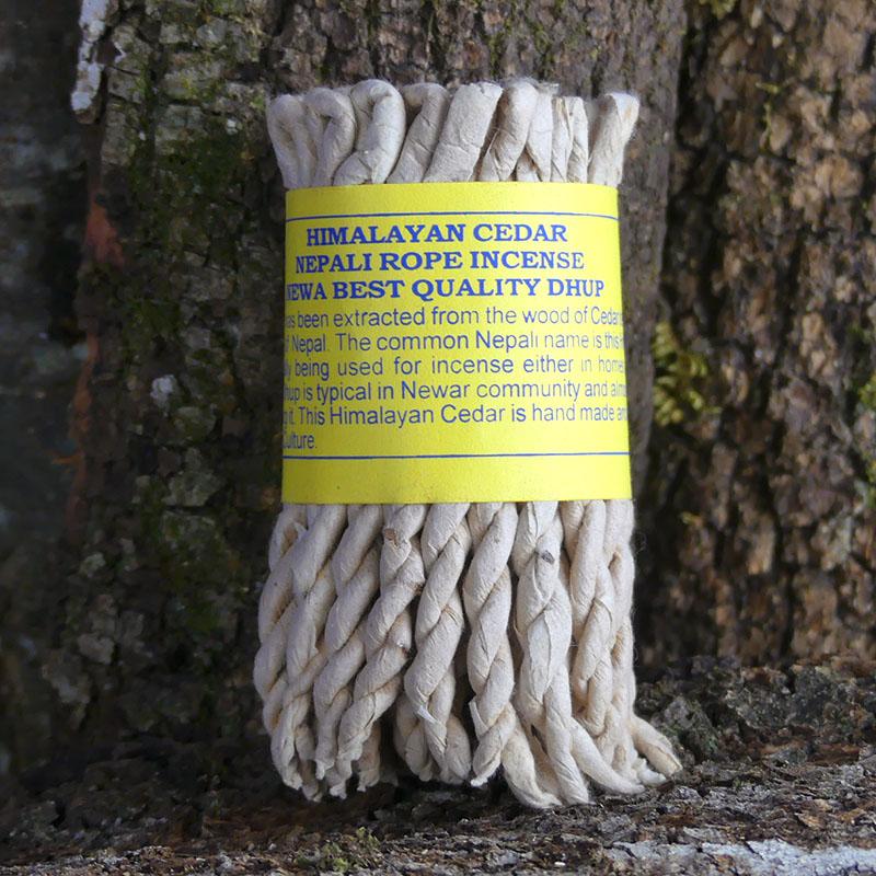 Incienso Cedar Newari de inciensos