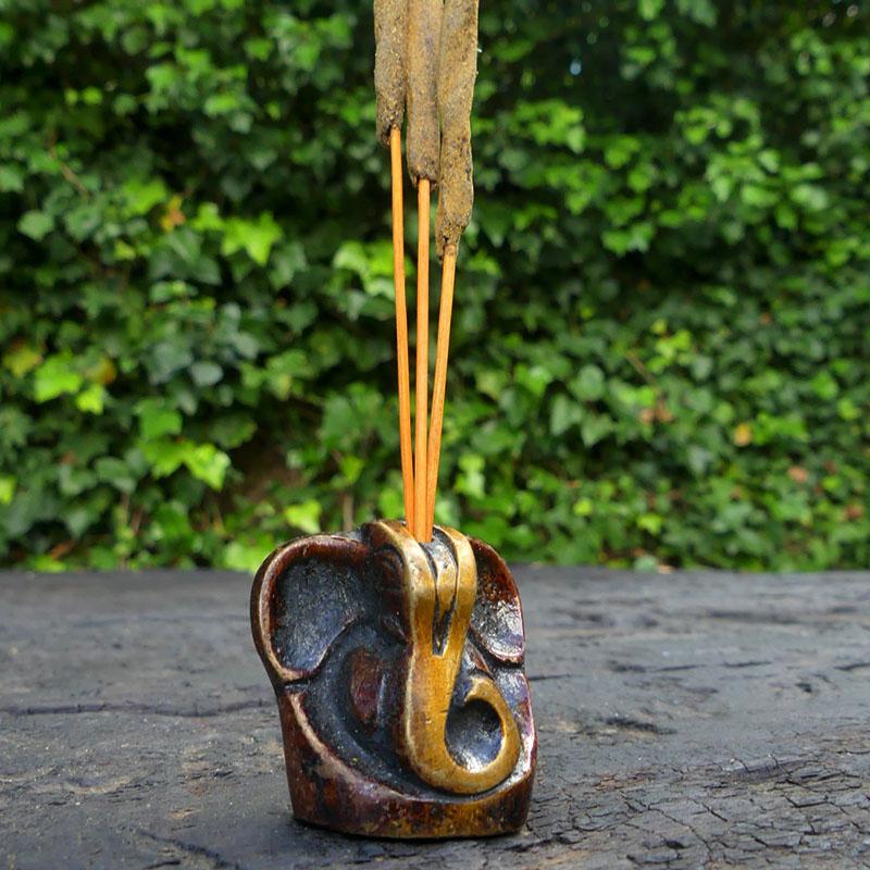 Porta Incienso Ganesha de inciensos