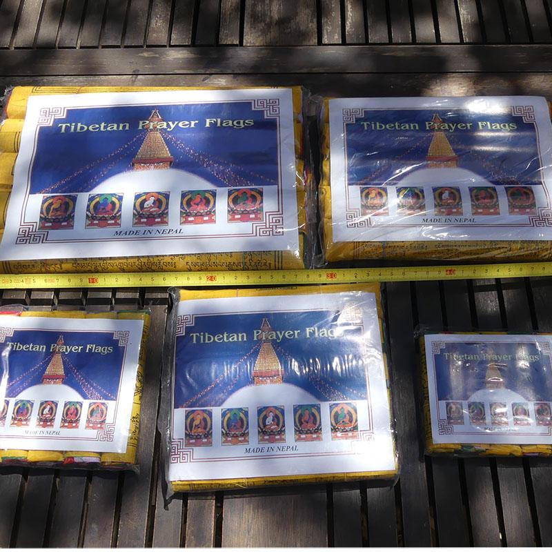 Banderas Tibetanas Medianas de Banderas Tibetanas