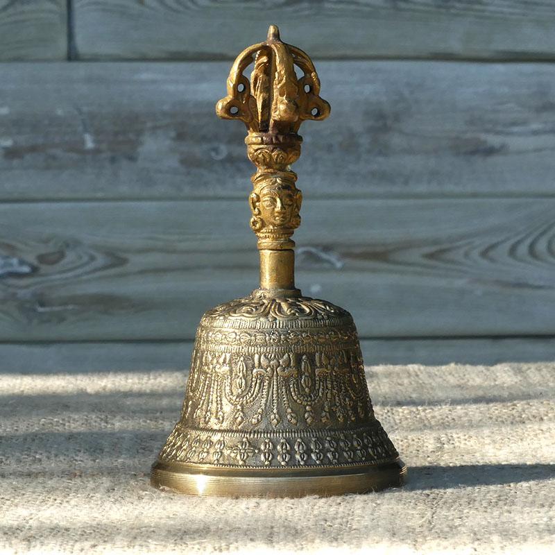 CAMPANA TIBETANA M de campanas