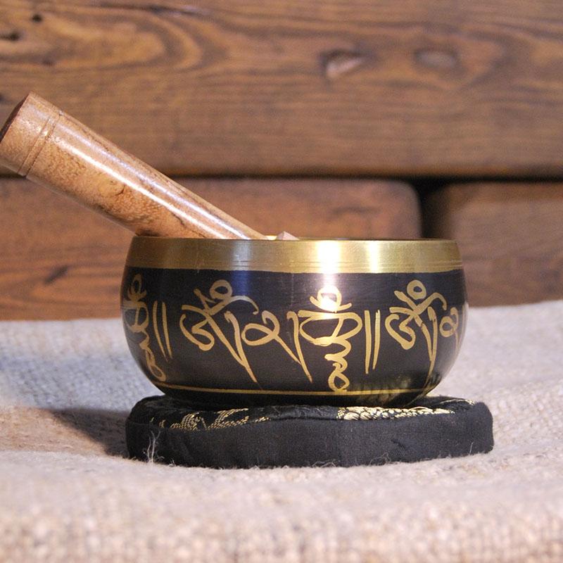 Cuenco Tibetano Yoga de cuencos tibetanos 5 METALES 7 METALES ESPECIALES THADOS