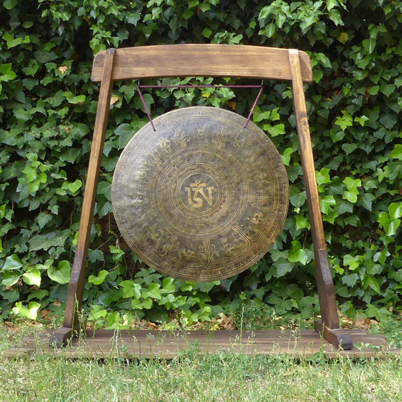 GONG 7 MET VIENTO D60 de gongs GONGS 7 METALES MARCOS MADERA