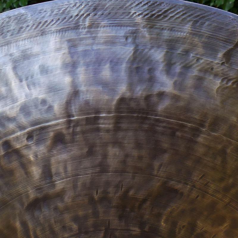 GONG 7 METALES Ø 70 CM de gongs GONGS 7 METALES MARCOS MADERA