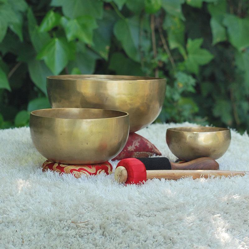tibetimport.com, ver productos de la familia Cuencos Tibetanos