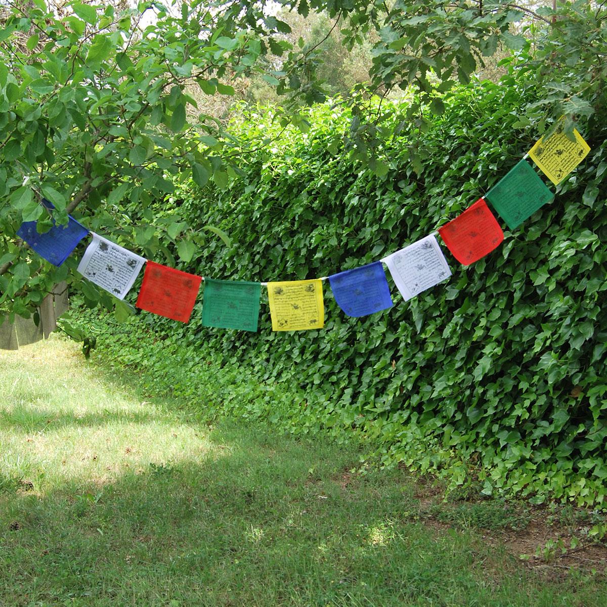 tibetimport.com, ver productos de la familia Banderas Tibetanas