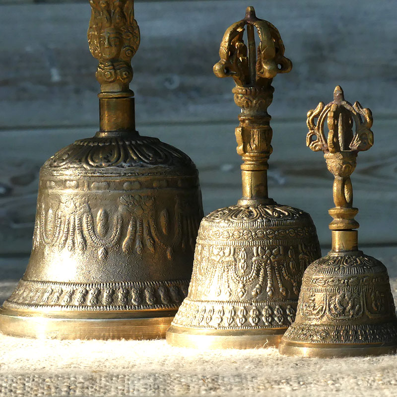 tibetimport.com, ver productos de la familia CAMPANAS