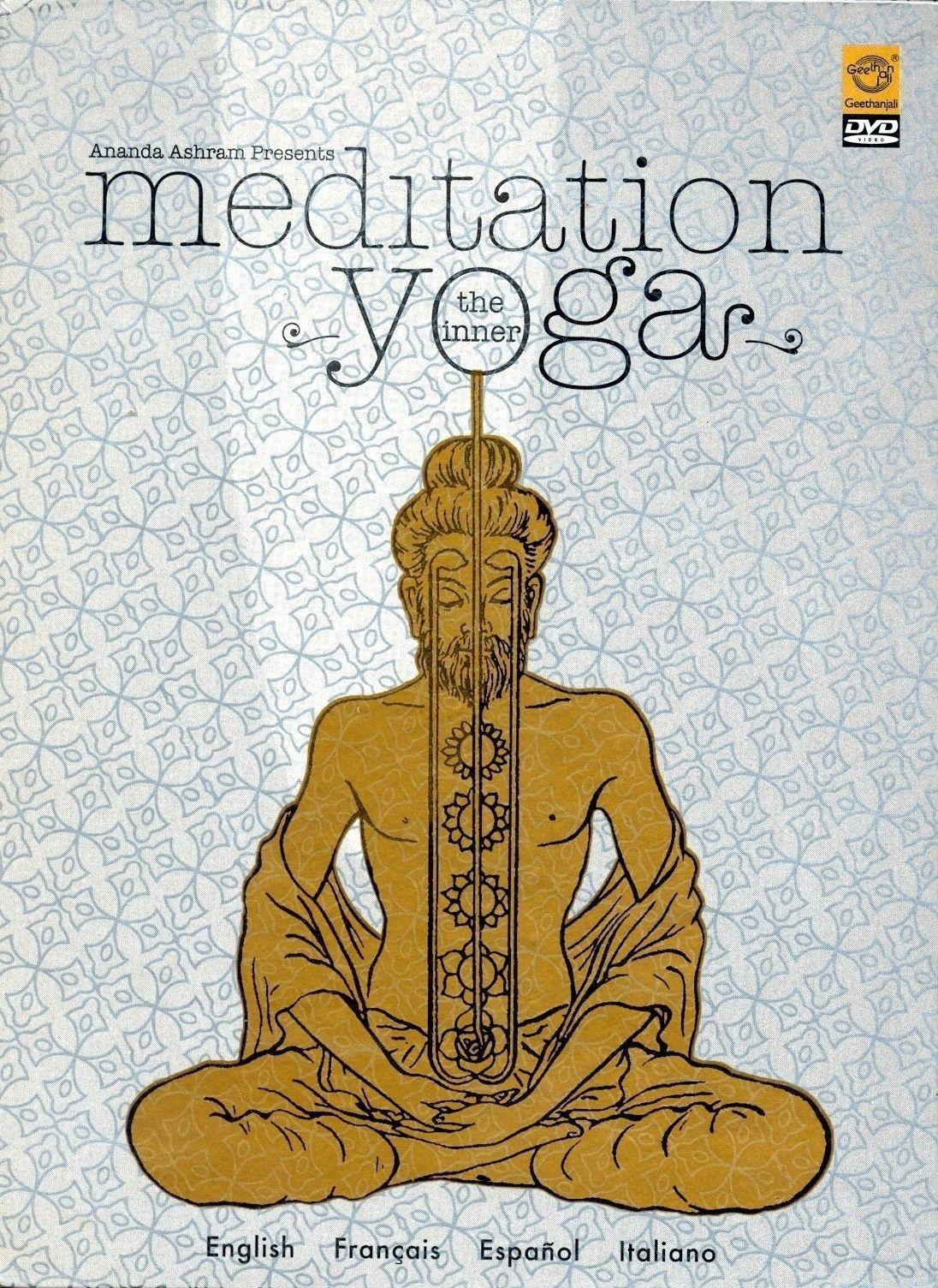 Meditation Yoga DVD Ananda de musica relajacion